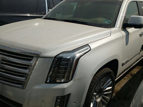 Cadillac Escalade 6.2 Plinum 4x4 At 2018
