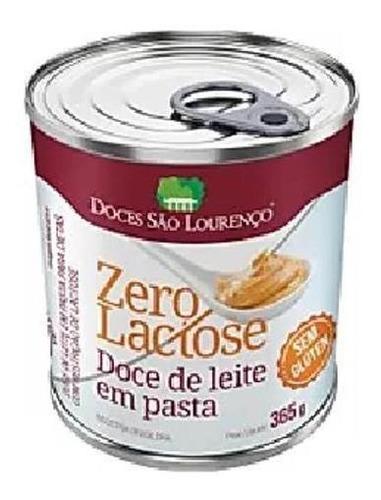 Doce Leite Zero Lactose São Lourenco 345g