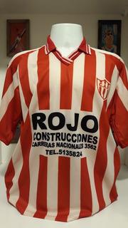Camisa Futebol Platense Do Uruguai