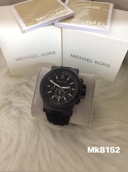 Relógio J778 Preto Michael Kors Mk8152 Sporte Promocional