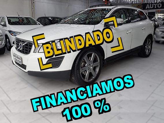 Volvo Xc60 | Xc60 T6 Top Blindada 2012 | Carro Blindado T6