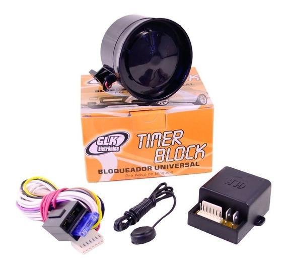Bloqueador Veicular Automotivo Corta Combustivel C/sirene
