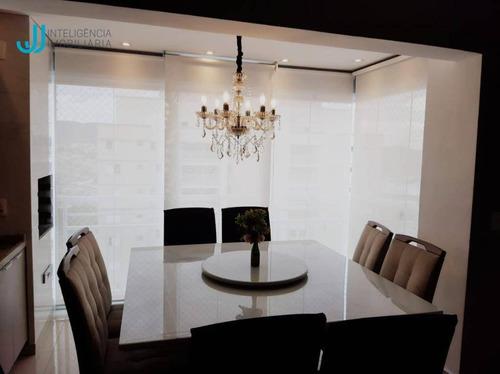 Apartamento No Helbor Varandas Ipoema, 3 Dorms, 2 Vagas, 89 M² - 532 Mil Reais - Ap0804
