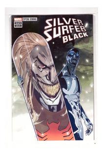 Silver Surfer Black # 5 - Portada Variante Televisa