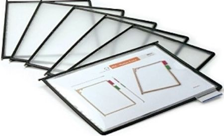 Panel Documentos Encuadernacion Oficina Hojas A4 Aidata