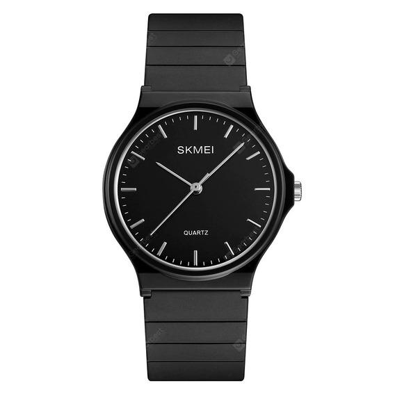 Relógio Skmei Feminino Original Resistente À Àgua 30 Metros