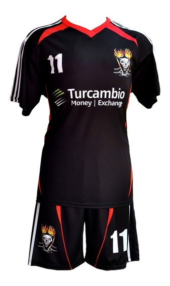 Uniforme De Futebol Personalizado. 20 Kits
