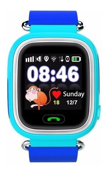Smartwatch Kids Reloj Niños Gps Espia Q90