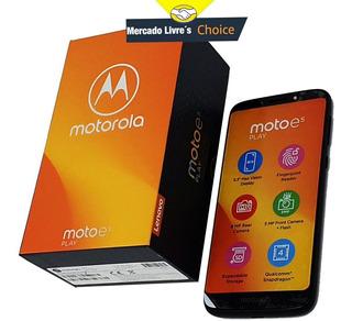Motorola Moto E5 Play Quad Core - Dual Sim Tela 5.3 4g Lte