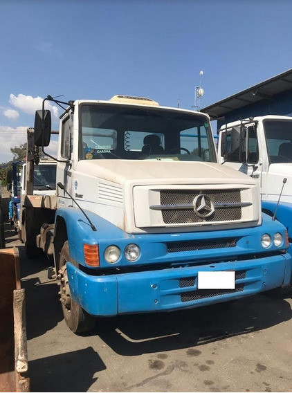Mercedes Benz L1620 Ano 2003