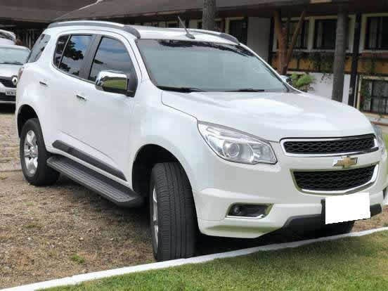 Chevrolet Trailblazer 2.8 Ltz 4x4 16v Turbo Diesel 4p Aut.