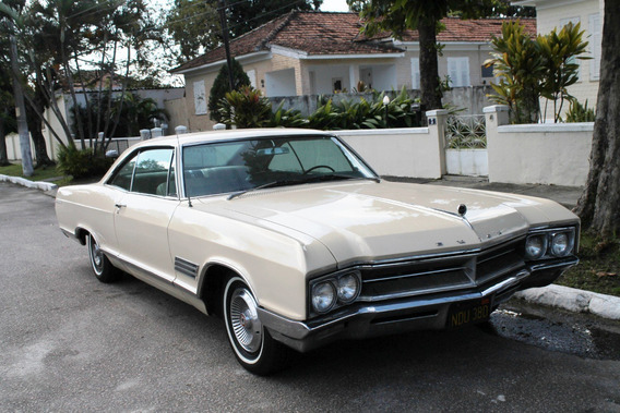 Buick Wildcat 1966 Original Raridade Único