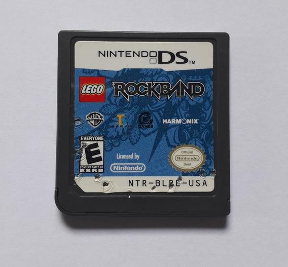 Lego Rock Band Original Americano Nintendo Ds 2ds 3ds