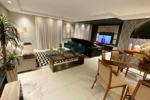 Apartamento À Venda - Tatuapé, 3 Quartos,  160 - S893104608