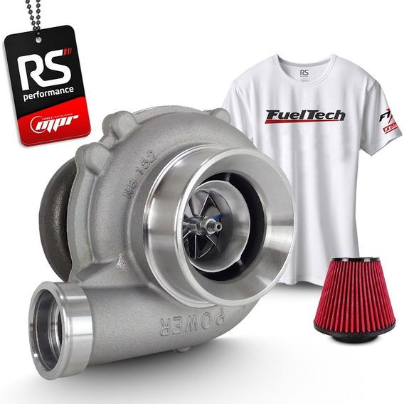 Kit Turbina Master Power - R494-3 + Filtro Esportivo 2,5