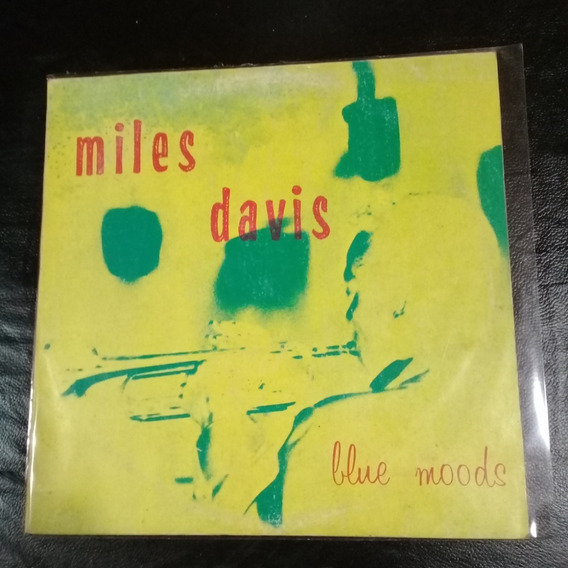 Miles Davis - Blue Moods (1985, Argentina)