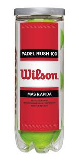 Pelotas Para Padel Wilson Pro Padel Pelota De Competencia