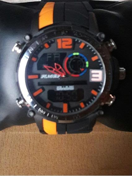 Relógio Proficional Japonês Waterproof