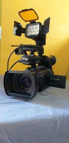 Câmera Panasonic Ag Ac 160 Ap