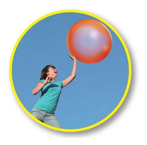 Brinquedo Infantil Bola Bolha Ball - Braskit Menino E Menina