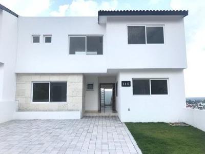 Kl / Estrena Casa Con 4 Recamaras En Lomas De Juriquilla.