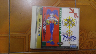 Christmas Nights Into Dreams Orig Jap Para Sega Saturn Kuy