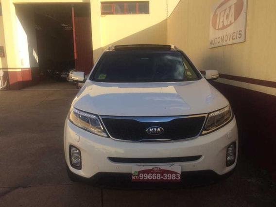 Kia Sorento 3.5 V6 24v 4x4 Aut 7 Lugares 2014