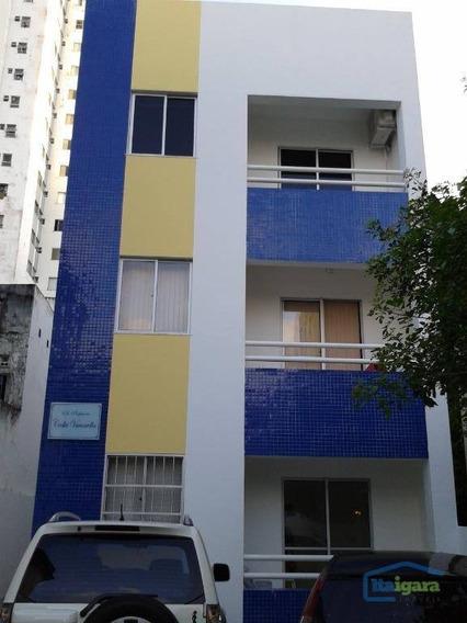 Apartamento Com 2 Dormitórios À Venda, 51 M² Por R$ 200.000 - Brotas - Salvador/ba - Ap1312