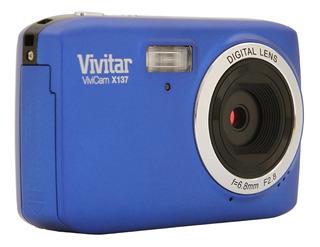 Vivitar Vx137-blu 10.1 Mp Digital De La Pantalla Táctil De L