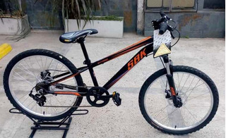 Bicicleta Rodado 24 Sbk Bettridge Mtb De Aluminio Norbikes