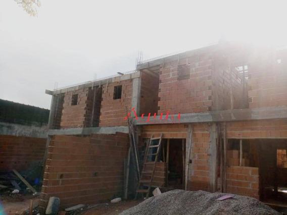 Sobrado Com 2 Dormitórios À Venda, 65 M² Por R$ 350.000 - Parque Oratório - Santo André/sp - So1225