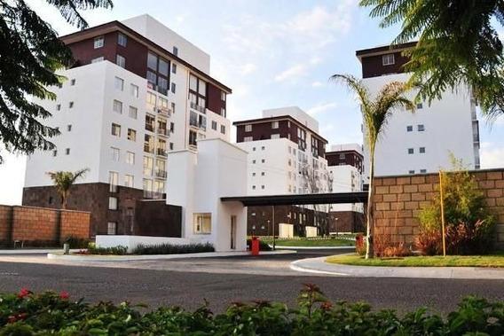 Departamento Amueblado En Renta En Torre Premier Juriquilla