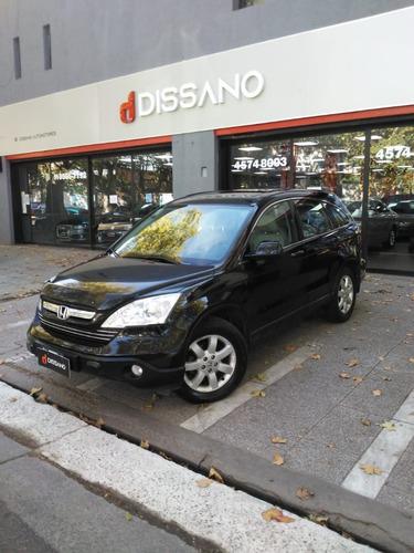 Honda Cr-v 2.4 Ex Aut 4x4 2008 Dissano Automotores