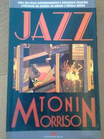 Livro Jazz Toni Morrison - Ed. Best Seller