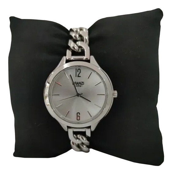 Reloj Branzi Mujer Color Plata -original-