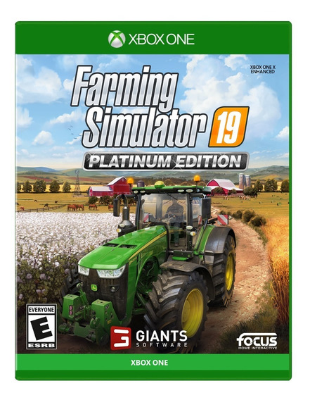 Farming Simulator 19 Platinum Edition - Xbox One