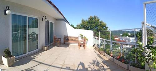 Cobertura Com 3 Dormitórios À Venda, 200 M² Por R$ 1.420.000,00 - Piratininga - Niterói/rj - Co0026