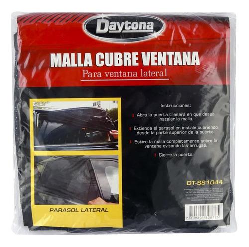 Imagen 1 de 1 de Malla Cubre Ventana Lateral De Auto Daytona 2 Uds