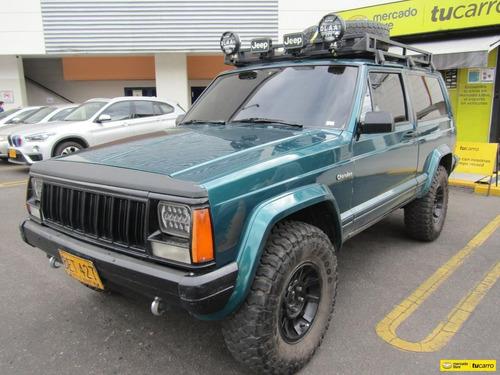 Jeep Cherokee 4.0 Renegade
