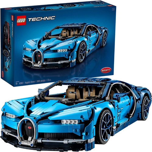 Lego Technic Bugatti Chiron-bajo Pedido