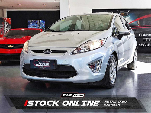 Ford Fiesta Kinetic Desing Titanium  2012 - Car Cash