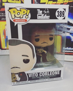 Funko Pop! The Godfather Vito Corleone #389 Nuevo