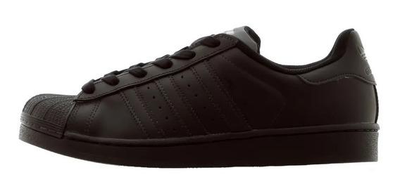 Tênis adidas Superstar Foundation Black/black
