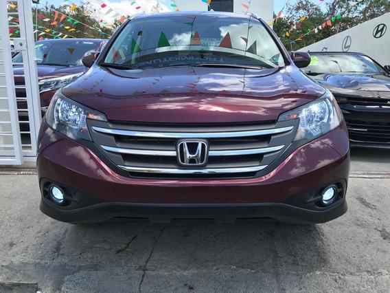 Honda Cr-v Full Exl 4x4 Nueva