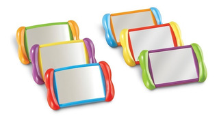 Learning Resources Espejos 2 En 1 All About Me Mirrors