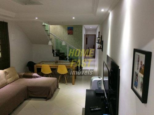 Imagem 1 de 26 de Sobrado Com 3 Dormitórios À Venda, 125 M² Por R$ 550.000,00 - Jardim Paraventi - Guarulhos/sp - So0630
