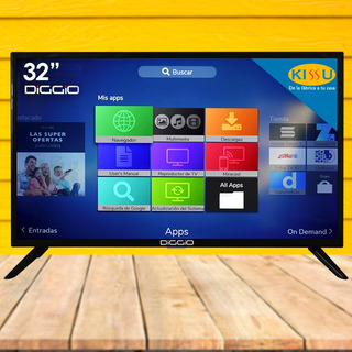 Tv Led Android 32 Diggio Gratis Canales De Cable