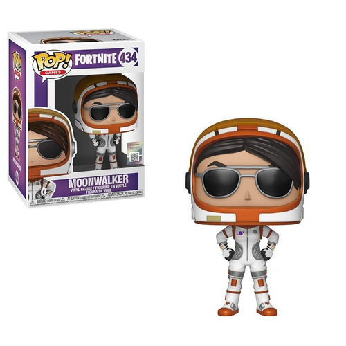 Funko Pop Fortnite Moonwalker Original - Ronin Store