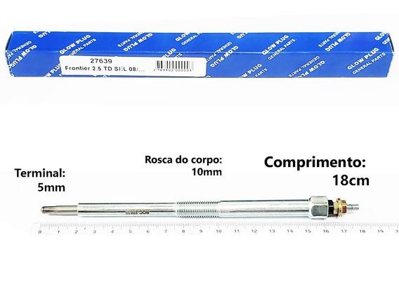 Vela Aquecedora Nissan Frontier 2.5 16v Sel 7670