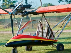 Avion Ultraliviano Dpz Biplaza